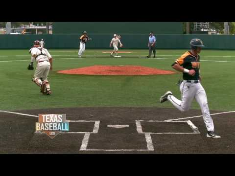 Texas Baseball Highlights vs West Virginia Game 3 [May 21, 2017]