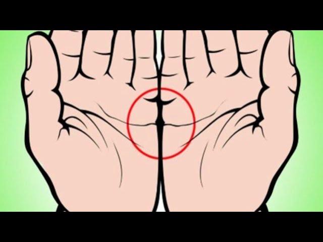 ПРОВЕРЬ СЕБЯ: ЕСЛИ ЛИНИИ СЕРДЦА СХОДЯТСЯ — хиромантия руки