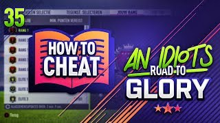 HOW TO CHEAT IN SQUAD BATTLES!!! AN IDIOTS ROAD TO GLORY!!! Episode 35