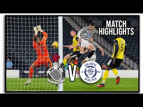 Queens Park Queen Of South Goals And Highlights