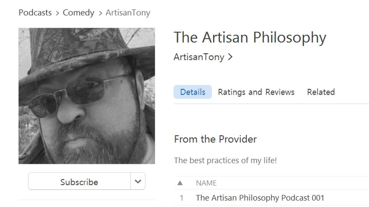 Podcast Philosophie