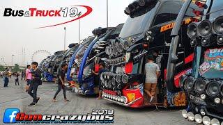พาชมบรรยากาศในงาน Thailand Tour Theque & Truck Light Show 2019