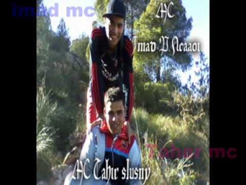 imad mc ft taher mc (ya 3omri nbrik ) rap 2013