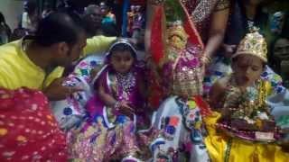Rukshamni vivah in Purushotam maas 12072015  18