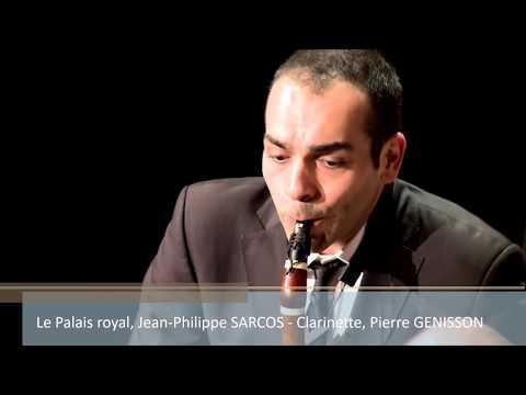 Orchestre Le Palais royal (JP Sarcos) & Pierre Génisson: Mozart, Concerto pour clarinette
