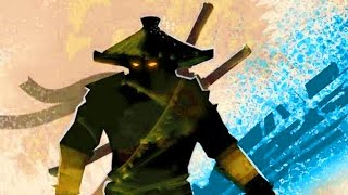 НИНДЗЯ АРАШИ NINJA ARASHI #3 игра как ШАДОУ ФАЙТ Shadow Fight 2 бой с тенью #КИД