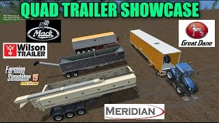 Farming Simulator 15 - Quad Trailer Showcase