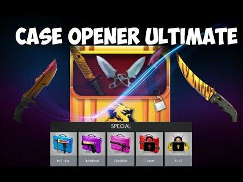 скачать игру Case Opener Ultimate - фото 3