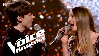"Karla Ana vs. Jakob - ""Islands In The Stream"" | Battles | The Voice Croatia | Season 3"
