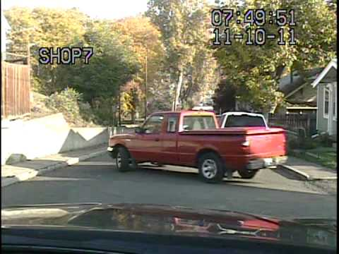 The Dalles, City Police DashCAM