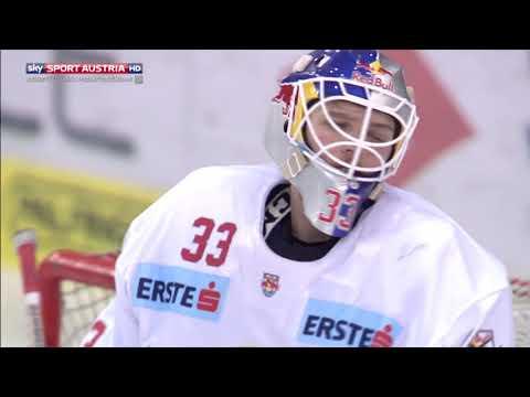 Erste Bank Eishockey Liga 17/18, 3. Runde: EC Red Bull Salzburg - Vienna Capitals 0:4