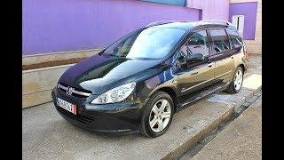 Peugeot 307 SW 2.0HDI 136hp 2004