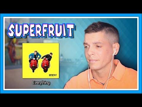Superfruit Reaction |
