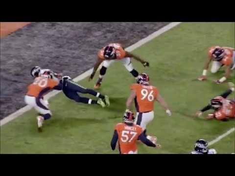 Doug Baldwin Super Bowl XLVIII Touchdown Catch