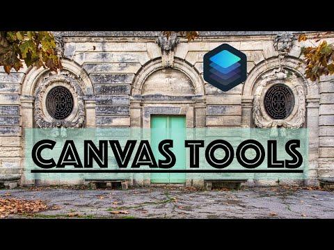 Luminar 4 Tutorial, Ep 4: Canvas Tools thumbnail