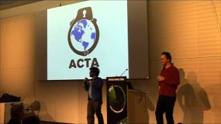 28c3: Counterlobbying EU institutions