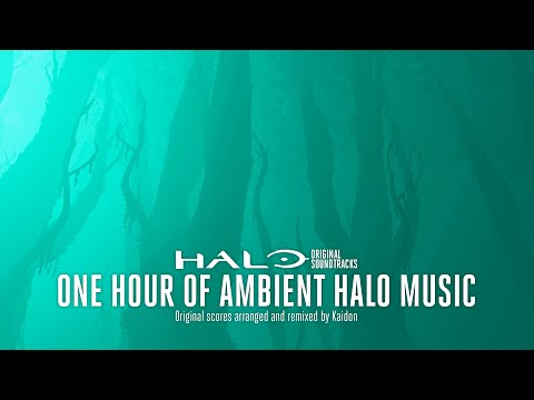 One Hour of Ambient Halo Music