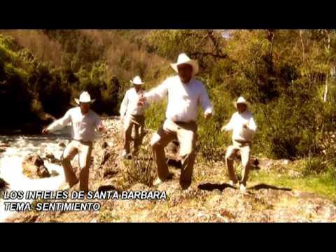 """""""LOS INFIELES  DE SANTA BARBARA"""" DVD GRANDES EXITOS"""