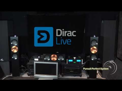 Dirac Live Demonstrated for its benefit to Music in Stereo Playback