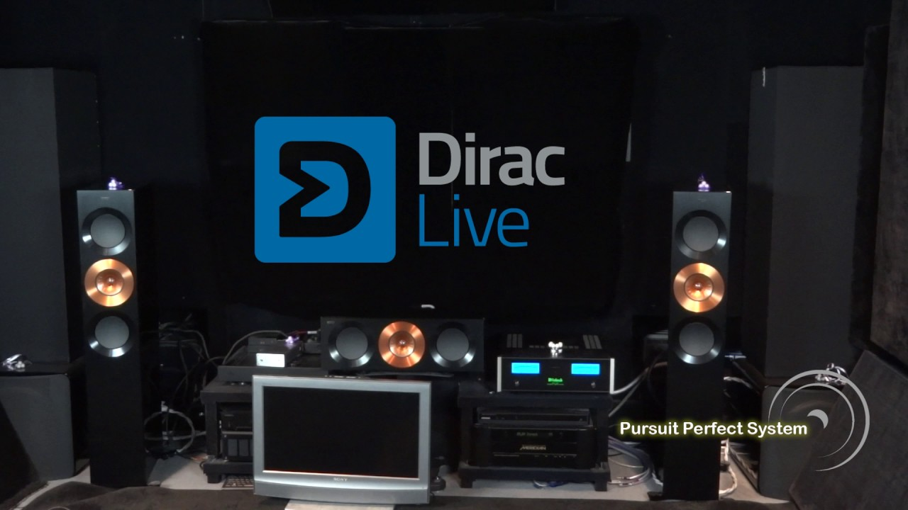 Dirac Live Home Calibration Service
