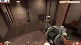 Team Fortress 2 Gameplay: Demoman