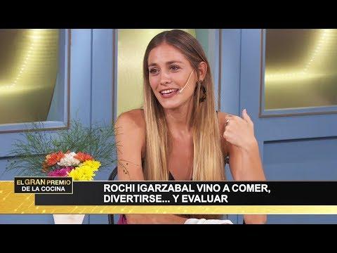 El gran premio de la cocina - Programa 21/02/19 - Jurado invitada: Rocío Igarzábal