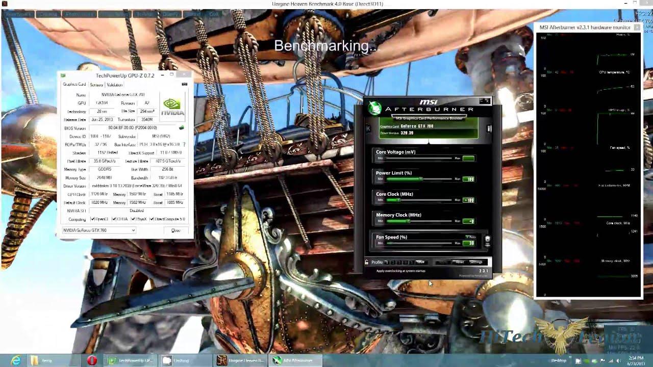 MSI Afterburner 4.6.1 Beta 3 Download - Guru3D.com