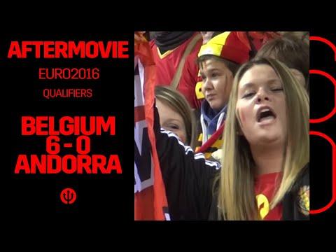 #TousEnsemble | Belgium - Andorra, The Aftermovie