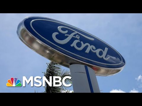 What's Behind Ford's Elimination Of 7,000 Jobs Worldwide?   Hallie Jackson   MSNBC