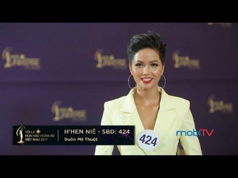Thí sinh H'Hen Niê, SBD 424, cô gái Ê Đê với ước mơ cao đẹp | Miss Universe Vietnam