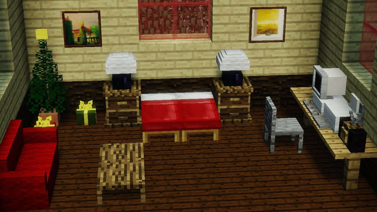 Modern tools addon make furniture in mcpe