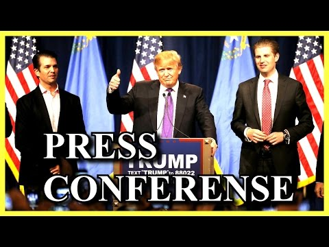 LIVE Donald Trump Super Tuesday Press Conference from Palm Beach, Florida Winning Speech ✔