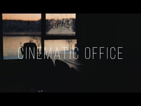 Cinematic Office ( Olympus 25/1.2 & Panasonic GX80 )