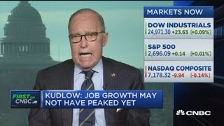 Larry Kudlow says Huawei case may not spill over into trade talks