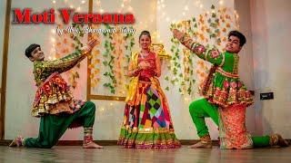Moti Veraana | Urvi Bhargava Tanuj Choreography | Songs of Faith | Amit Trivedi, Osman Mir | Garba