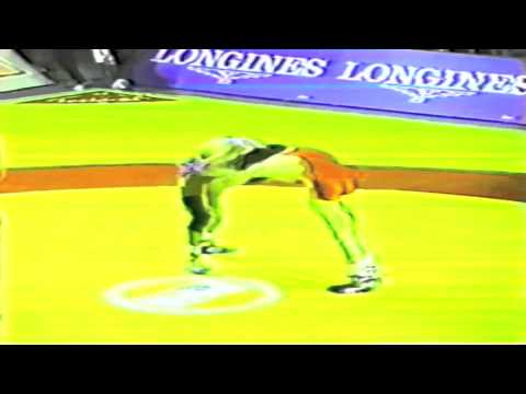 1989 Senior World Championships: 52 kg Vladimir Togusov (USSR) vs. Mexico