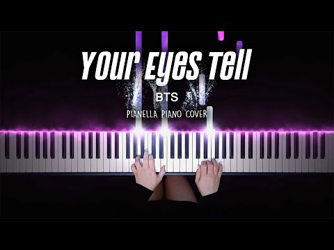 BTS – Your Eyes Tell   Piano Cover by Pianella Piano