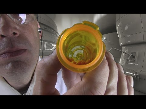 ASMR Tingles in a Pill √ Scientific Discovery π Professor A. Tinglebottom Role Play