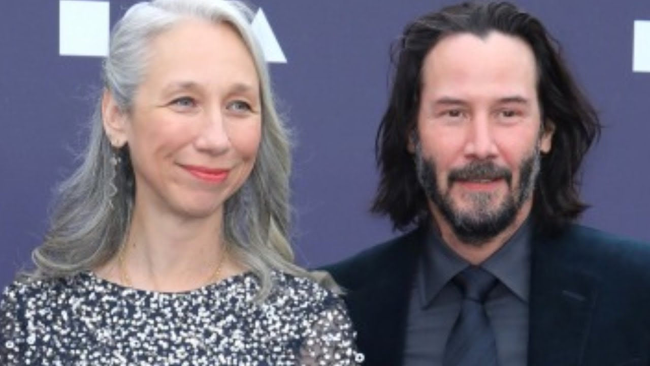 The Internet Is Going Bonkers Over Keanu's New Girlfriend