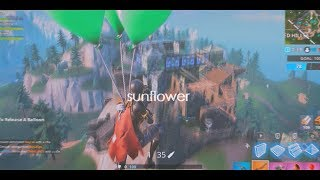 Sunflower - A Fortnite: Battle Royale Montage [FREE Project File in Desc]