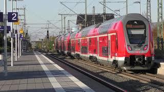 DB REGIO RB68 (15324) at Bensheim Auerbach, Germany, Oct/2018 ドイツ鉄道RB68ベンスハイム・アウアーバッハ駅