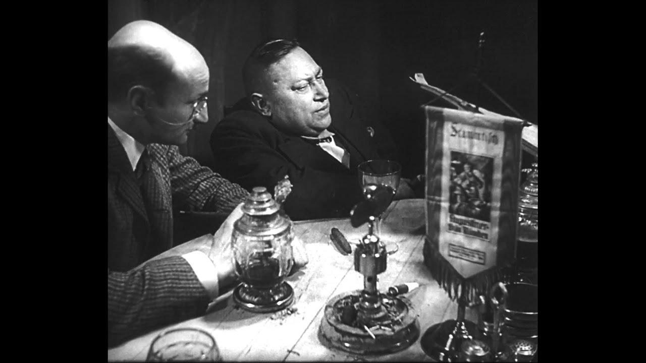 M Le Maudit De Fritz Lang La Plume Et L Image