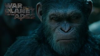 War for the Planet of the Apes | Trailer Tomorrow | 20th Century FOX