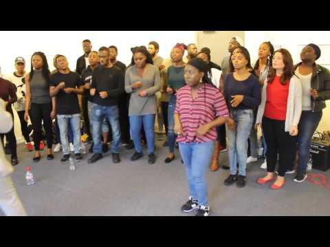 Pulling me Through COVER - Portsmouth Gospel Choir