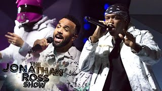KSI - Really Love (feat. Craig David & Digital Farm Animals) [Live] | The Jonathan Ross Show