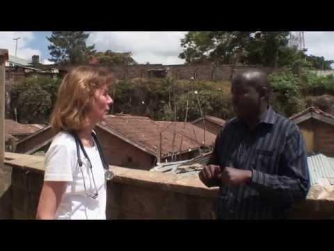 German Doctors Slum Nairobi