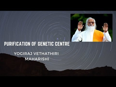 Purification Of Genetic Centre - Manavalakkalai - Sky Yoga -