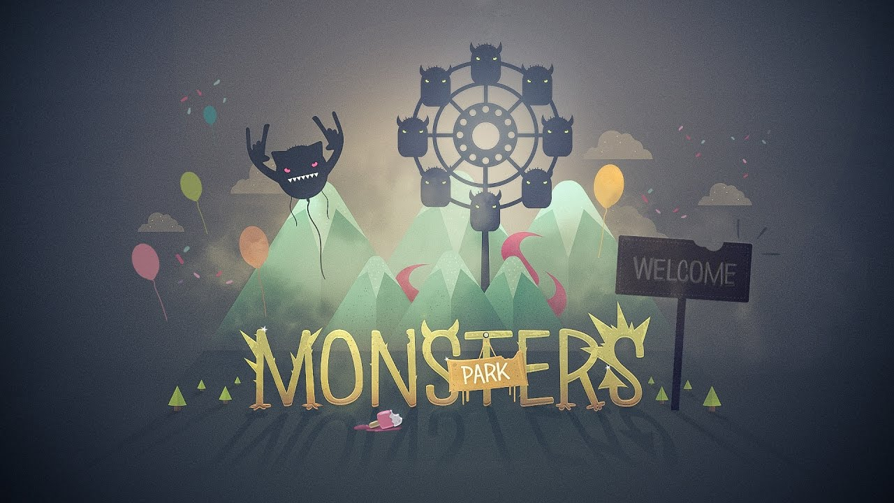tuto  motion design sur le theme des monstres avec illustrator et after effects