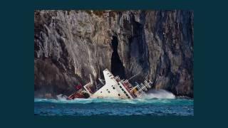 NWHS - Tristan da Cunha Oil Spill