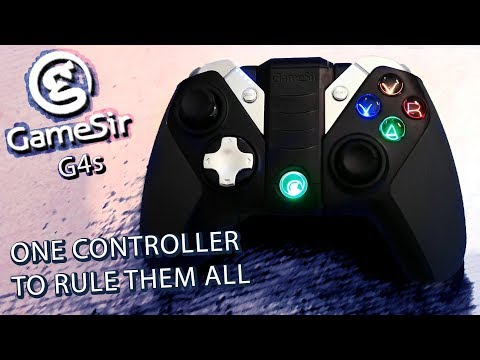 GameSir G4s 🎮 All-in-one Gamepad (PC, Android, IOS & More)